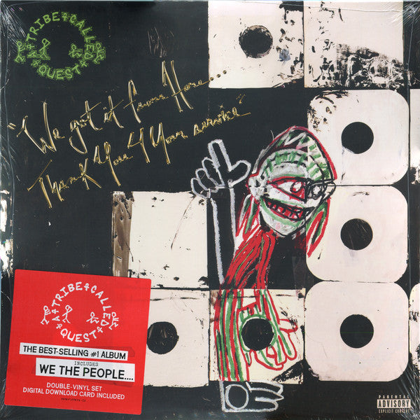 A Tribe Called Quest - We Got It From Here... (2xLP)