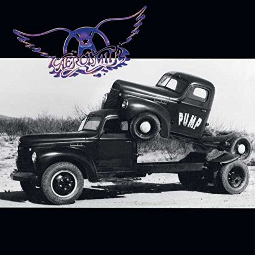 Aerosmith - Pump (LP, 2016 Remastered)