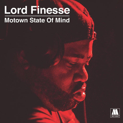 "PREORDER - Lord Finesse - Motown State Of Mind (7x7"" boxset)"
