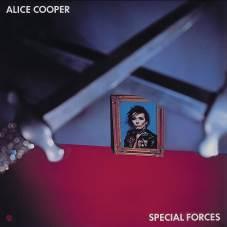 Alice Cooper - Special Forces (LP, Blue Vinyl)