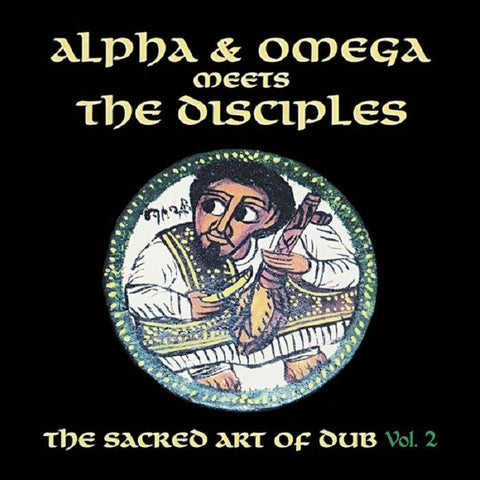 [RSD20] Alpha & Omega meets The Disciples - Sacred Art Of Dub vol.2 (LP, White vinyl)