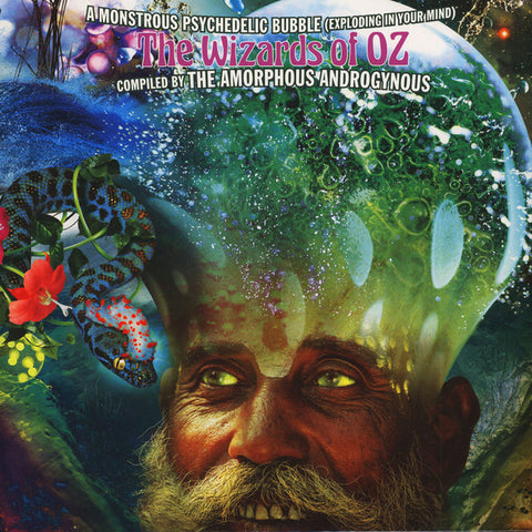 Various - The Wizards Of Oz: Compiled by Amorphous Androgenous (2xLP)