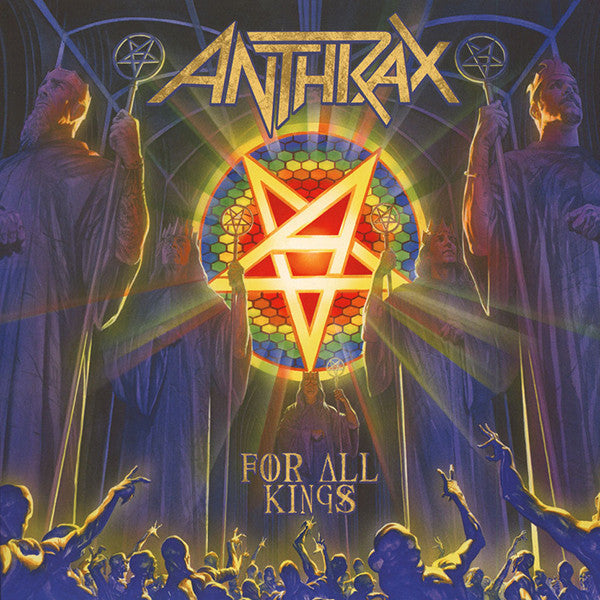 Anthrax - For All Kings (Tour Edition CD)
