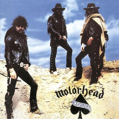 Motorhead - Ace Of Spades (LP, 180gm)