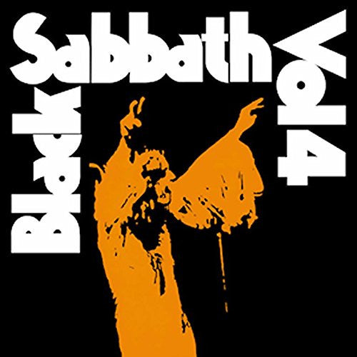 Black Sabbath - Vol.4 (2015 Reissue, LP)