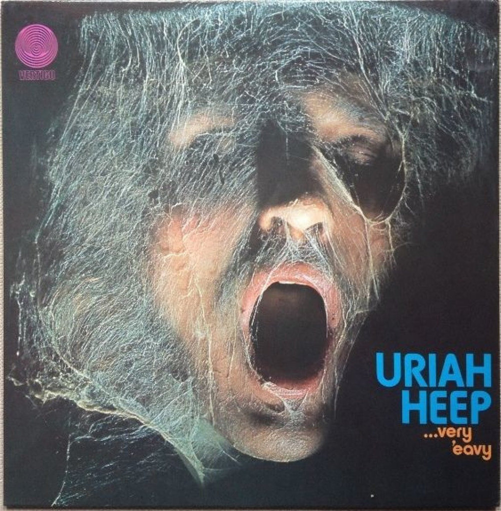 Uriah Heep - Very 'eavy, Very 'umble (180gm 2015 Reissue)