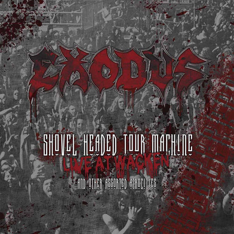 Exodus - Shovel Headed Tour Machine (2xLP)