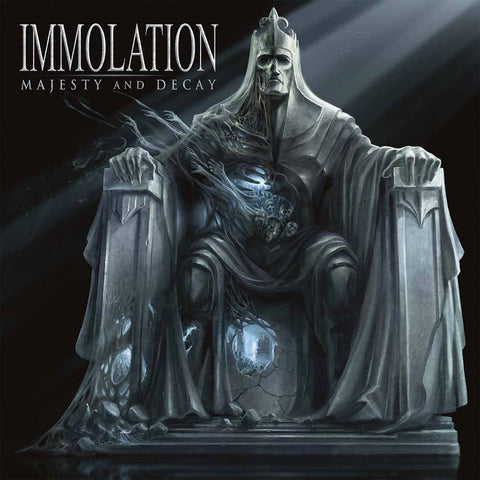 Immolation - Majesty And Decay (LP)