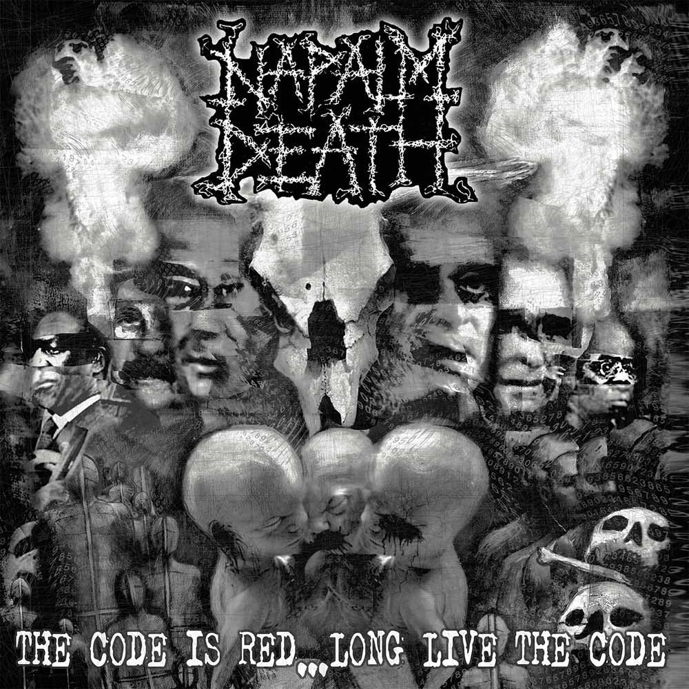 Napalm Death - The Code Is Red ... Long Live The Code (LP)