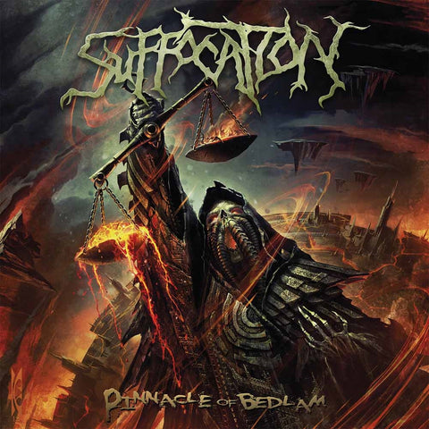 Suffocation - Pinnacle Of Bedlam (LP)