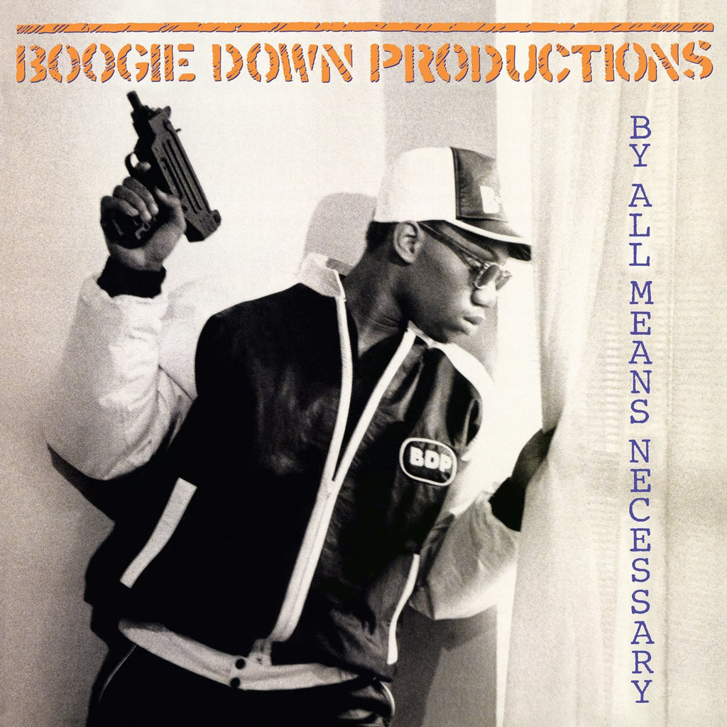 Boogie Down Productions (BDP) - By All Means Necessary (LP, 180gm)