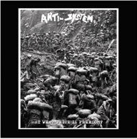 Anti-System - What Price Is Freedom LP