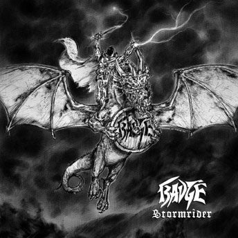 Badge - Stormrider CD