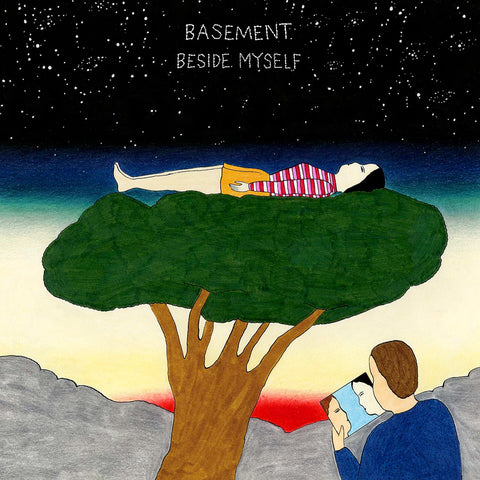 Basement - Beside Myself (LP, Red Vinyl)