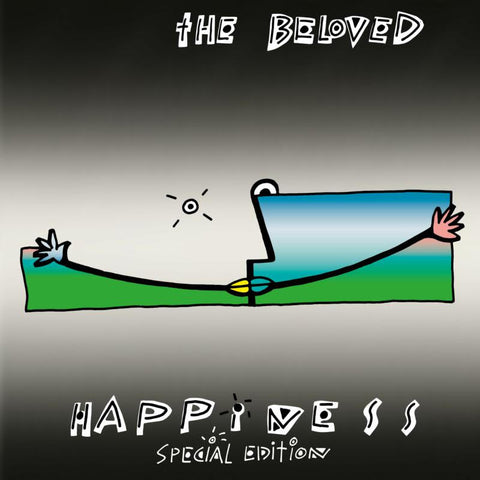 PREORDER - The Beloved - Happiness (Special Edition) (2xCD, Bonus Tracks)