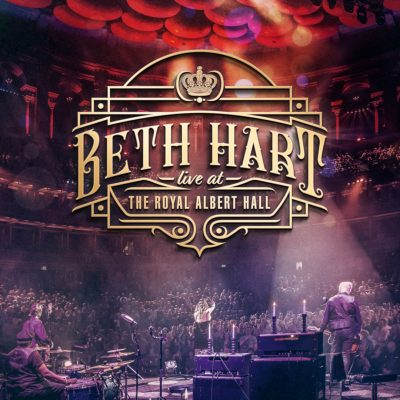 Beth Hart - Live At The Royal Albert Hall (3xLP, Ltd. Red Vinyl)