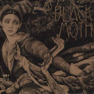 Black Moth - The Killing Jar (Amber Vinyl LP)