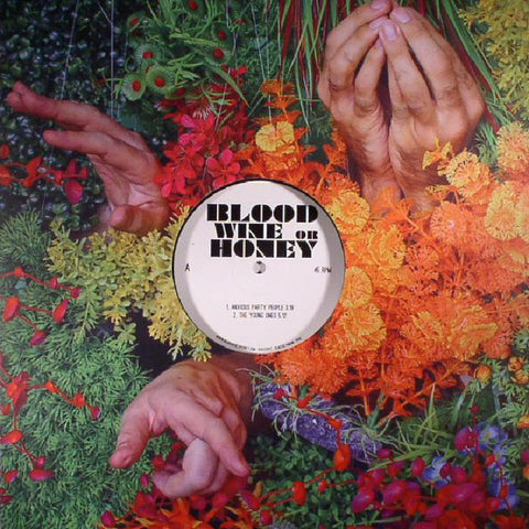 "Blood Wine Or Honey ‎– Anxious Party People EP (12"")"