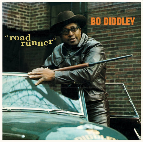 Bo Diddley - Road Runner (LP, 180gm)