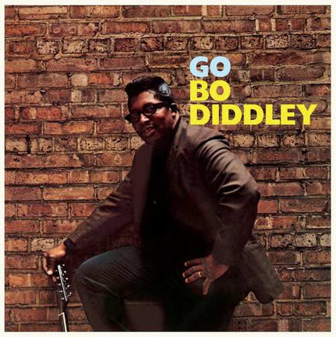 Bo Diddley - Go (LP, 180gm)