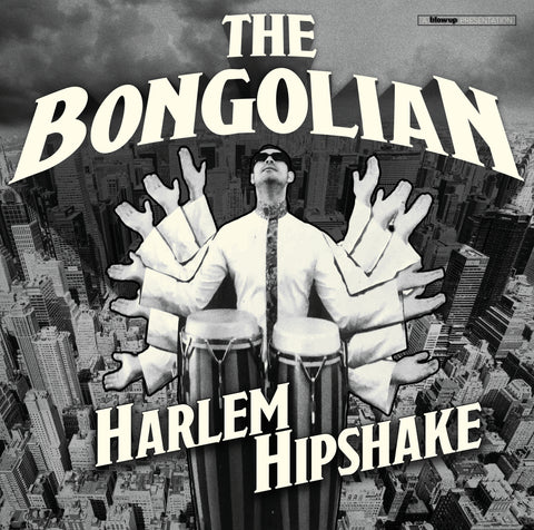 The Bongolian - Harlem Hipshake (LP, Clear vinyl)