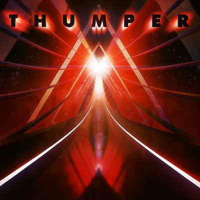 Brian Gibson (Lightning Bolt) - Thumper (LP, Red Vinyl) [RSD17]