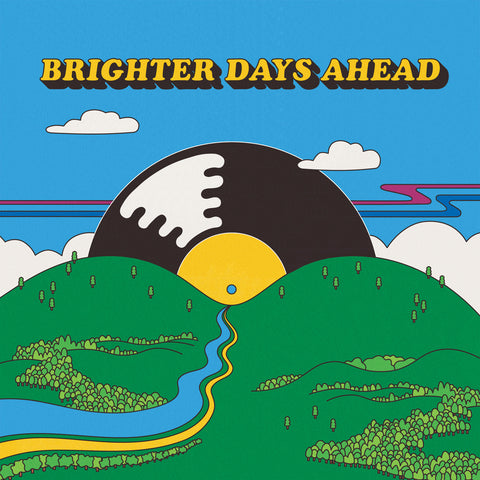 Various - Colemine Records Presents: Brighter Days Ahead (2xLP, Random Colour)