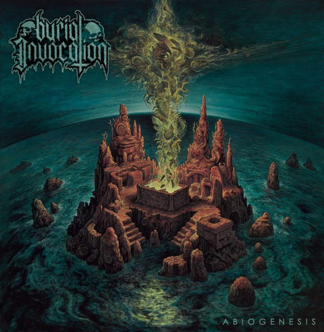 Burial Invocation - Abiogenesis (LP)
