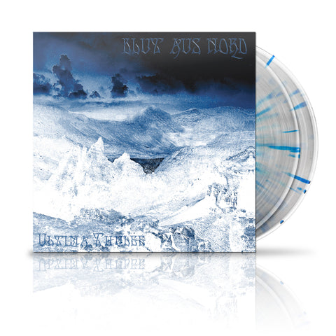 PREORDER - Blut Aus Nord - Ultima Thulee (2xLP, Clear with Blue Splatter)