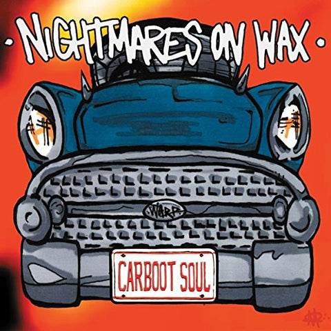 Nightmares on Wax - Carboot Soul (2xLP)