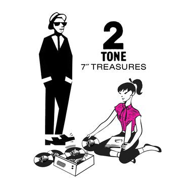 "Various - 2 Tone Records 7"" Treasures (12x7"" Boxset)"
