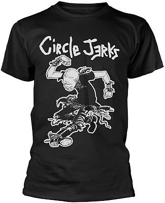 [T-Shirt] Circle Jerks - I'm Gonna Live