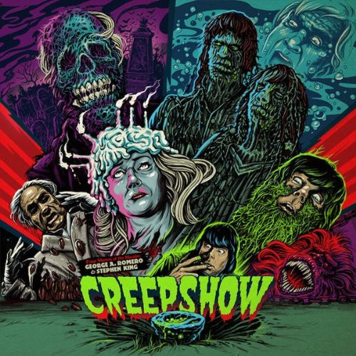John Harrison - Creepshow OST LP