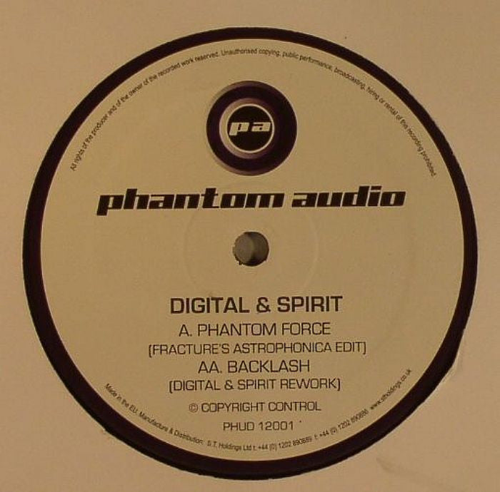 Digital & Spirit - Phantom Force (2013 remixes)