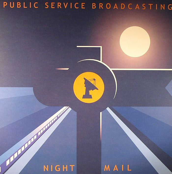 Public Service Broadcasting - Night Mail EP