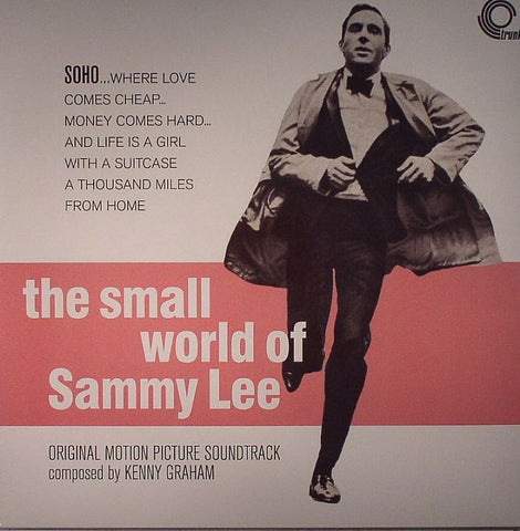 Kenny Graham - The Small World Of Sammy Lee OST