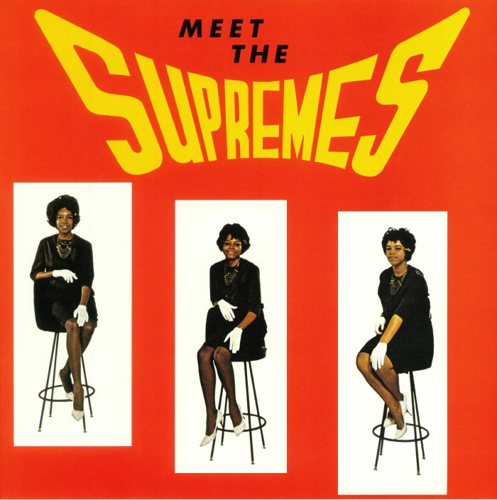 Supremes, The - Meet The Supremes (LP, Ltd. Mono Vinyl)