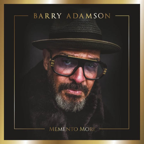 PREORDER - Barry Adamson - Memento Mori (Anthology 1978 - 2018) (2xLP, Gold Vinyl)