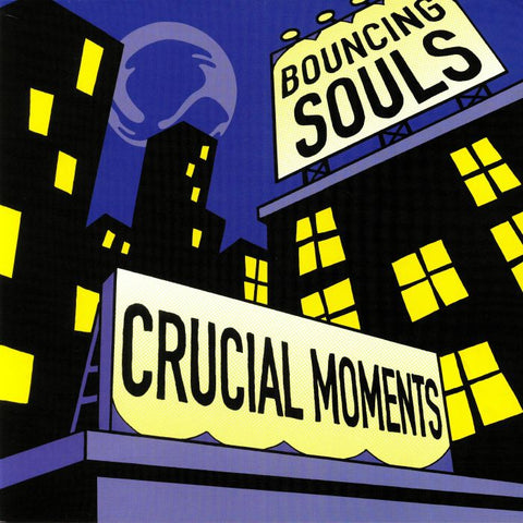 Bouncing Souls, The - Crucial Moments (LP)