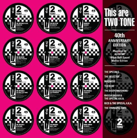 [RSD20] Various - This Are Two Tone (LP)
