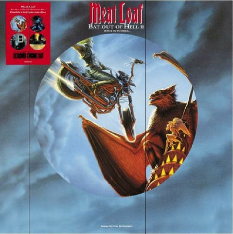 [RSD20] Meat Loaf - Bat Out Of Hell II (2xLP, Picture Discs)