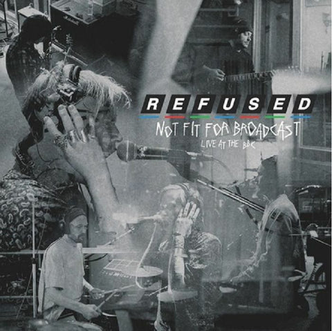 [RSD20] Refused - Not Fit FOr Broadcast: Live At The BBC (LP)