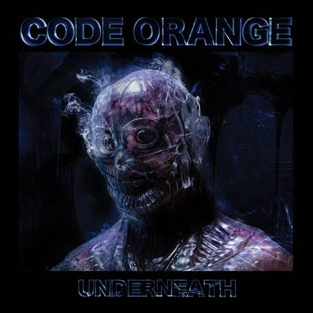 Code Orange - Underneath (LP, Translucent Galaxy vinyl)