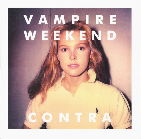 Vampire Weekend - Contra (LP)