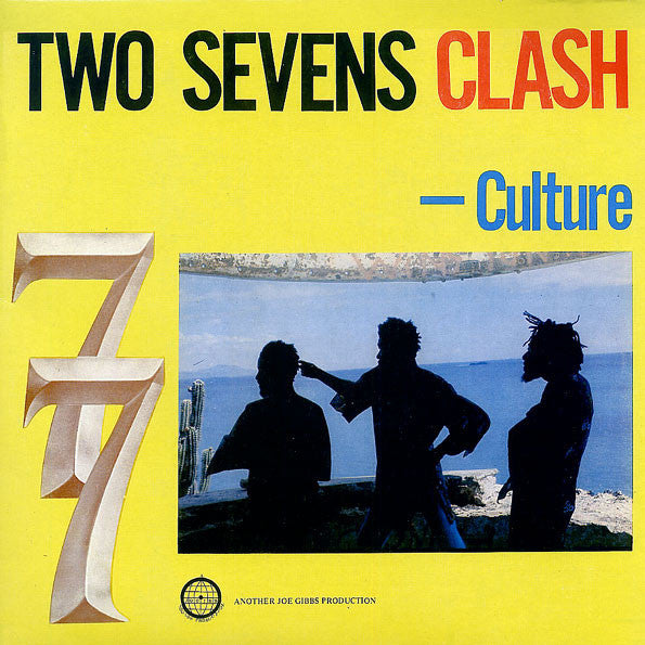 Culture - Two Sevens Clash (LP)