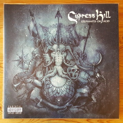 Cypress Hill - Elephants On Acid (2xLP +CD)