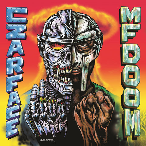 Czarface & MF Doom - Czarface Meets Metal Face (LP)