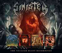 Sinister - The Nuclear Blast Recordings 4xCD