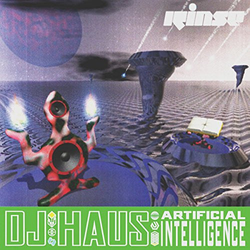 DJ Haus - Artificial Intelligence (2xLP)