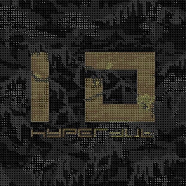 Various Artists  – Hyperdub 10.4 (CD)